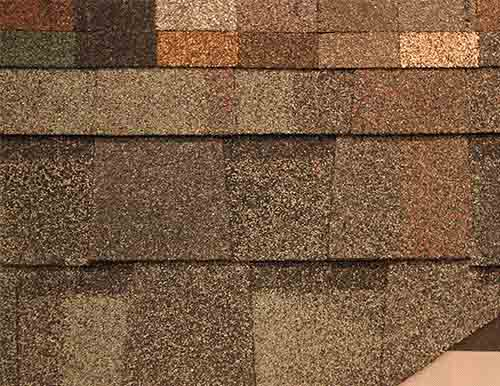High Definition Asphalt Shingles
