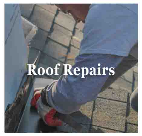 full service roofing contractors, roof repairs