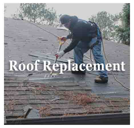 full service roofing contractors, roof replacement